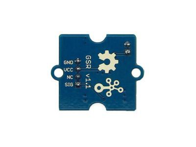 Galvanik Deri Tepkisi (GSR) Ölçüm Sensörü - Yalan Sensörü