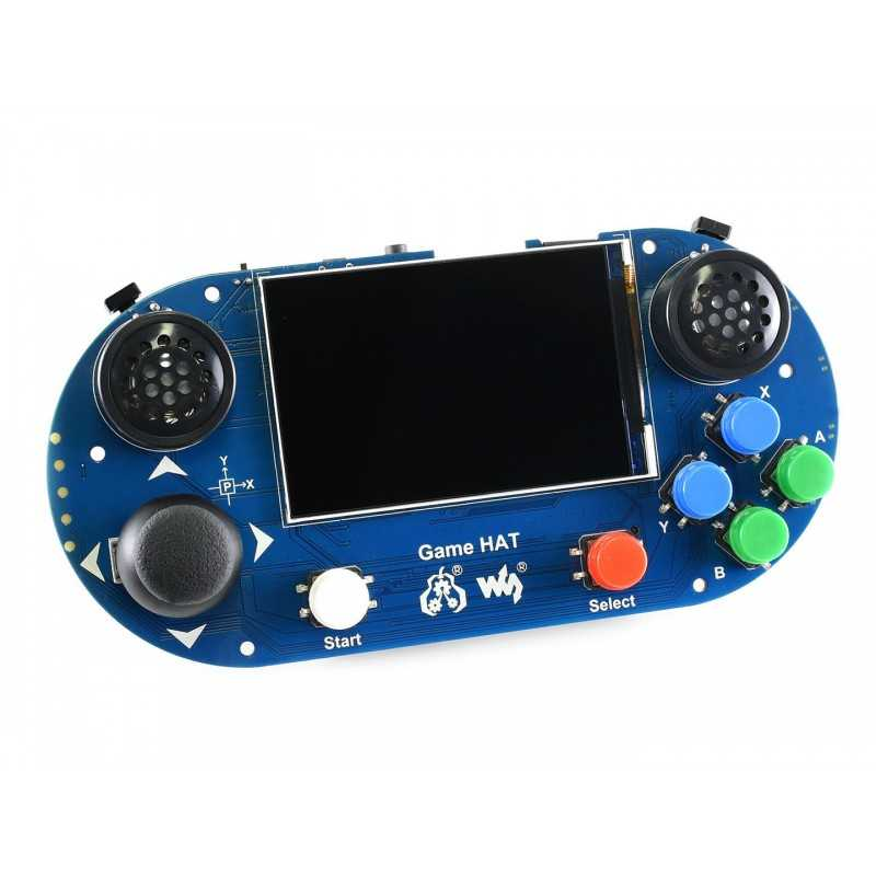 Buy Game HAT for Raspberry Pi - Affordable Price