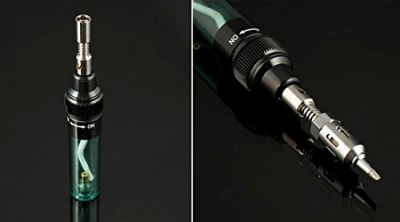 Gas Soldering Iron, Plastic Body
