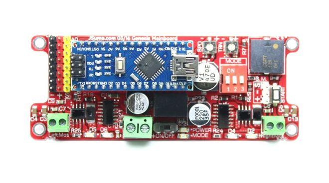 Genesis Arduino Robot Board(Arduino NANO Not Included)
