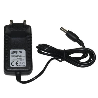 GePro UM-55, 5 V 1 A Adaptör
