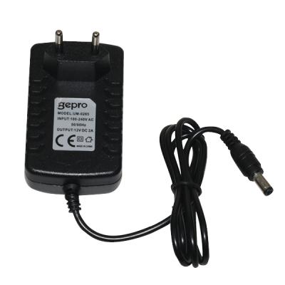 GEPRO - GePro UM-0285, 12 V 2 A Adaptör