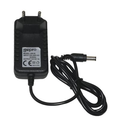 GePro UM-85, 12V 1A DC Adapter