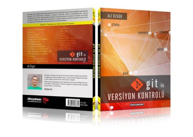 Git ile Versiyon Kontrolü - Ali Özgür