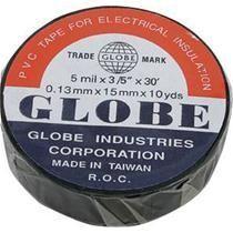 Globe Isolated Band(Electric Tape) - Black