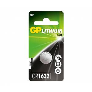 GP CR1632 3V Coin Cell Battery