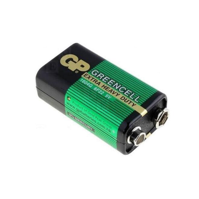 GP Greencell 9V Battery