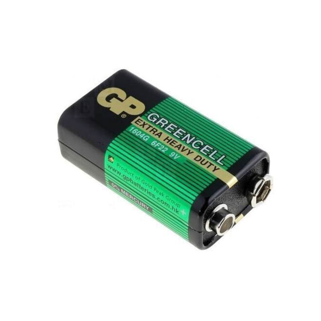GP Greencell 9 V Pil