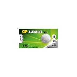 GP - GP LR44 1.5V Alkalin Coin Battery A76 - AG13
