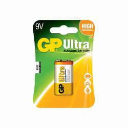 GP - GP Ultra 9 V Pil
