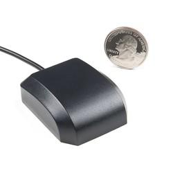 GPS Antenna 3V Magnetic Mount - SMA - Thumbnail