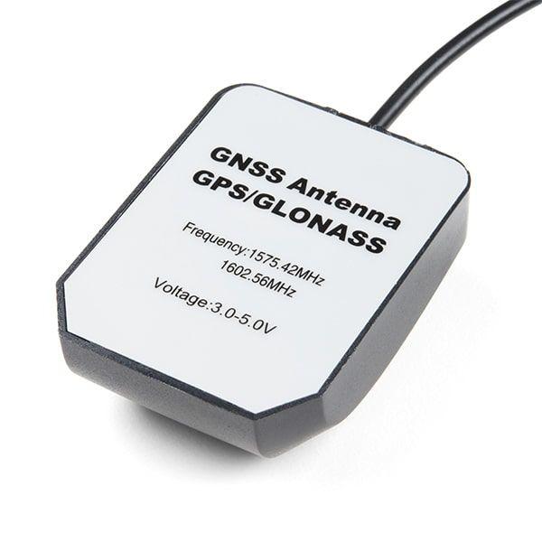 GPS Antenna 3V Magnetic Mount - SMA
