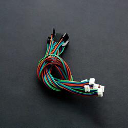 DFROBOT - Gravity 4Pin IIC-I2C-UART Sensor Cable (10pcs)