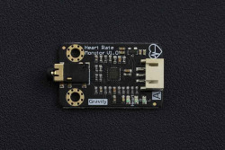Gravity: Analog Kalp Atış Hızı Sensörü (ECG) - Arduino Uyumlu - Thumbnail