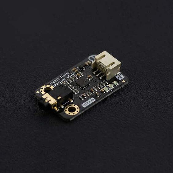 Gravity: Analog Kalp Atış Hızı Sensörü (ECG) - Arduino Uyumlu