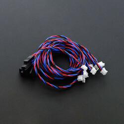 DFROBOT - Gravity: Arduino için Analog Sensör Kablosu - 10'lu Paket