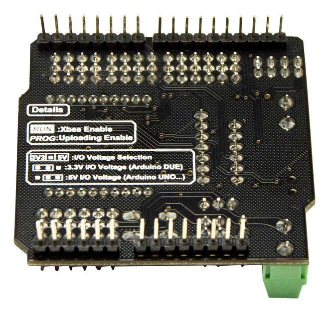 Gravity: Arduino IO Genişletme Shieldi