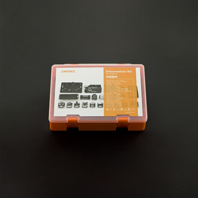 Gravity: Arduino Seti (Orta Seviye)
