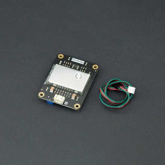 Gravity: Dijital Mikrodalga Hareket Sensörü
