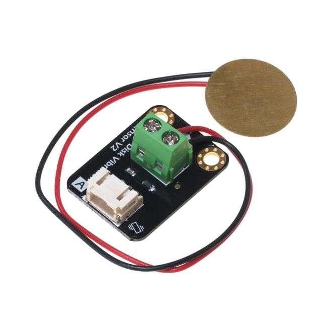 Gravity: Dijital Piezo Disk Titreşim Sensörü