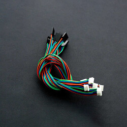 Gravity: IIC-I2C-UART 4 Pin Sensör Kablosu (10'lu Paket) - Thumbnail