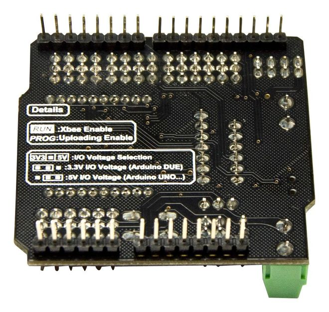 Gravity IO Expansion Shield for Arduino V7.1