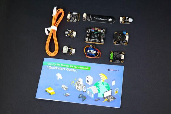 Gravity: IoT Başlangıç Seti (Micro:Bit İçin)