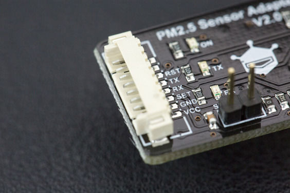 Gravity: Lazer Hava Kalite Sensörü (PM2.5 Arduino Uyumlu)