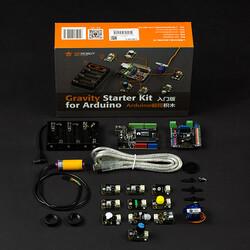 DFROBOT - Gravity: Starter Kit for Arduino