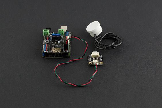 Gravity: Temassız Su-Sıvı Seviye Sensörü - Arduino Uyumlu
