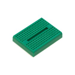 Robotistan - Green Mini Breadboard