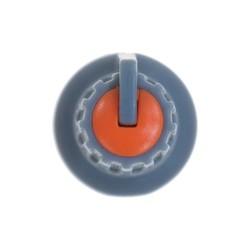 Gri Potansiyometre Düğmesi (Turuncu Başlı) - Thumbnail
