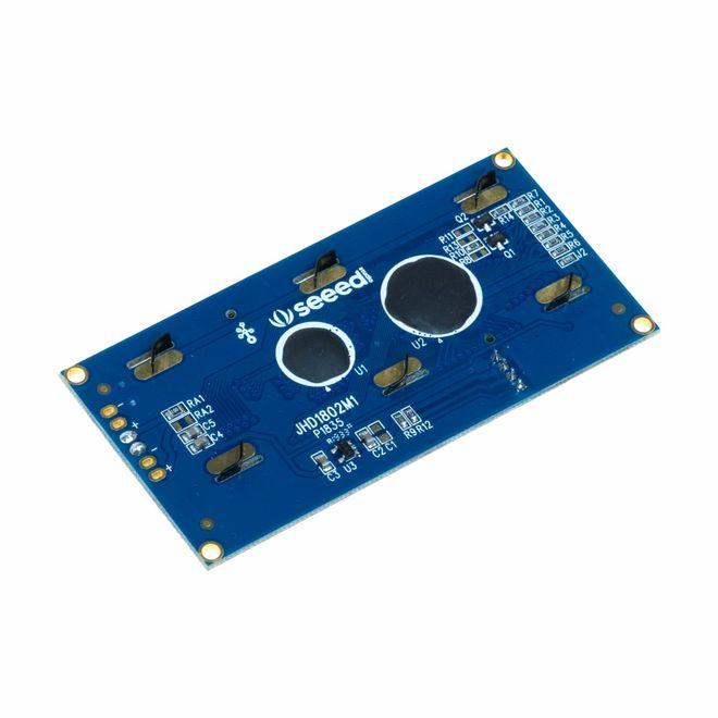 Grove - 16x2 Mavi Üzeri Beyaz LCD Ekran
