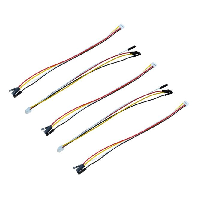 Grove 4-pin Dişi Jumper Kablo (5'li paket)