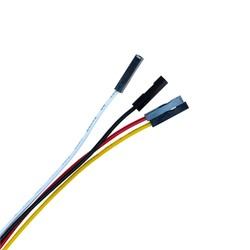 Grove 4-pin Dişi Jumper Kablo (5'li paket) - Thumbnail
