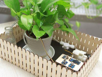 Grove Akıllı Bitki Bakım Kiti