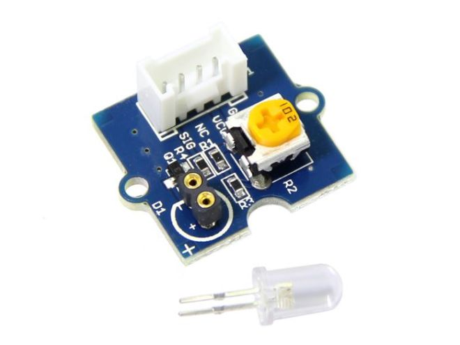 Grove - Beyaz LED Modül