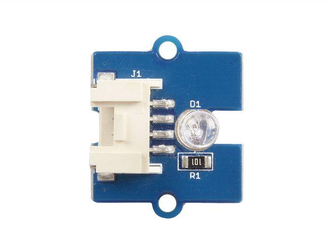 Grove - Çok Renkli Flaşör 5mm LED