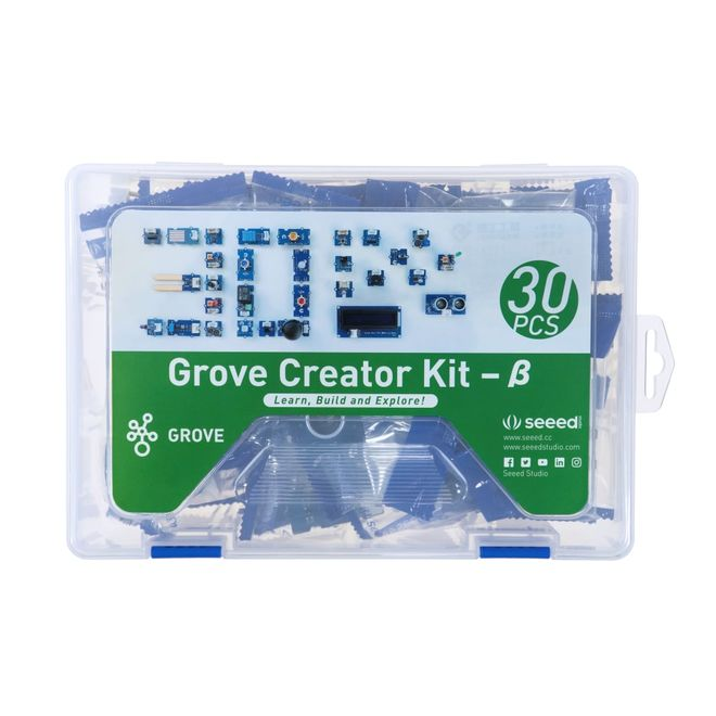 Grove Geliştirme Seti - Beta (Arduino Uyumlu)