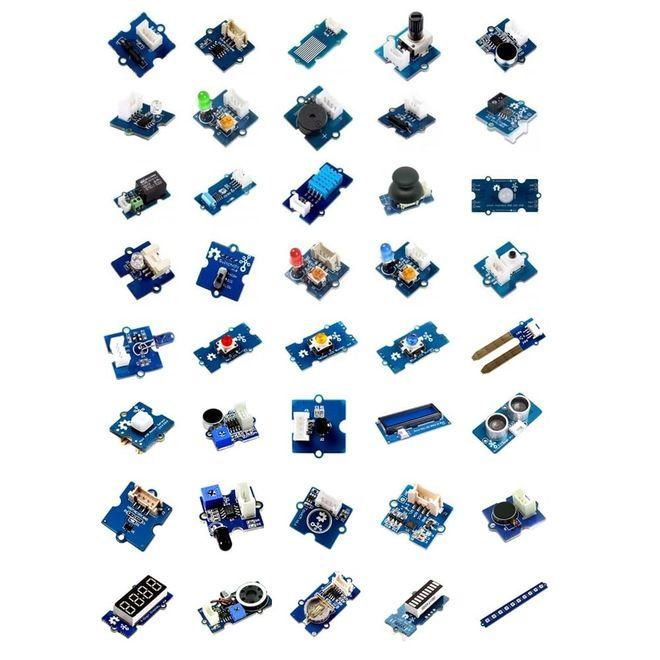 Grove Geliştirme Seti - Gama (Arduino Uyumlu)