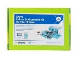 Grove Indoor Environment Kit for Intel® Edison - Thumbnail
