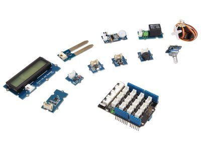 Grove Indoor Environment Kit for Intel® Edison