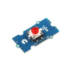 SeeedStudio - Grove - Kırmızı LED'li Buton