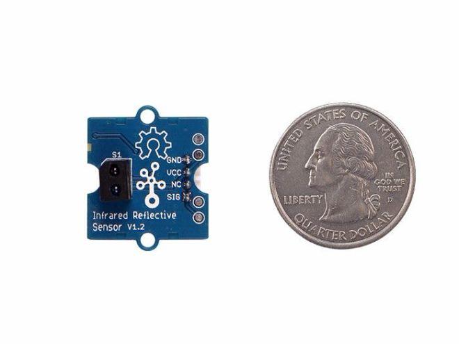 Grove - Kızılötesi Algılayıcı Sensör v1.2