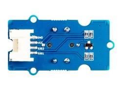 Grove - Mavi LED'li Buton - Thumbnail