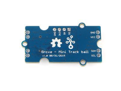 Grove Mini Küre Joystick Kartı