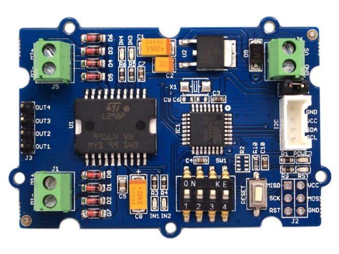 Grove - Motor Sürücü I2C
