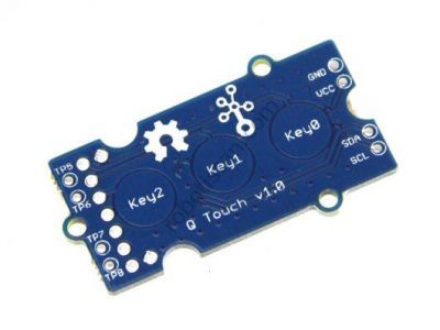 Grove - Q Touch Sensor - Dokunmatik Sensör