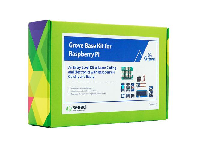 Grove Raspberry Pi Temel Başlangıç Seti