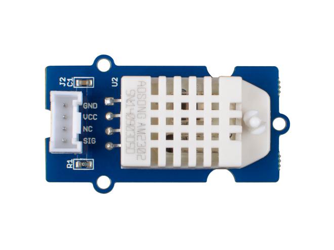 Grove - Sıcaklık ve Nem Sensörü (AM2302)
